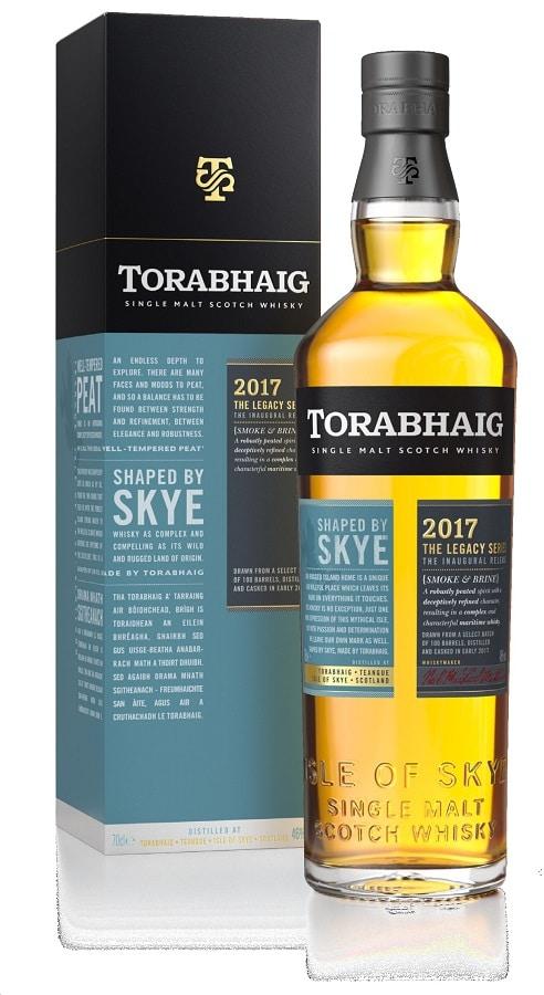 Torabhaig Single Malt Whisky, 2017, 46% Vol